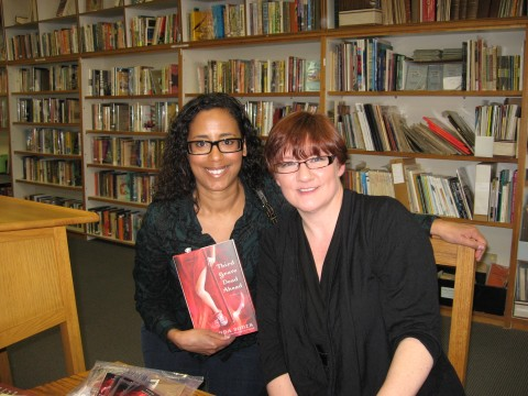 Shannon with Author Darynda Jones