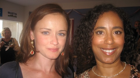 Alexis Bledel and Me!