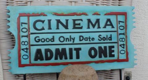 CinemaAdmitOne