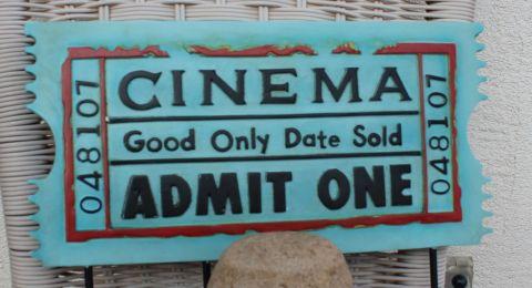 CinemaAdmitOne