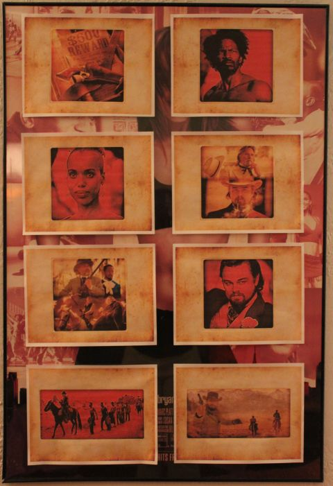 Django Unchained Poster Art