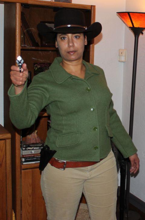 Shannon Django Gun