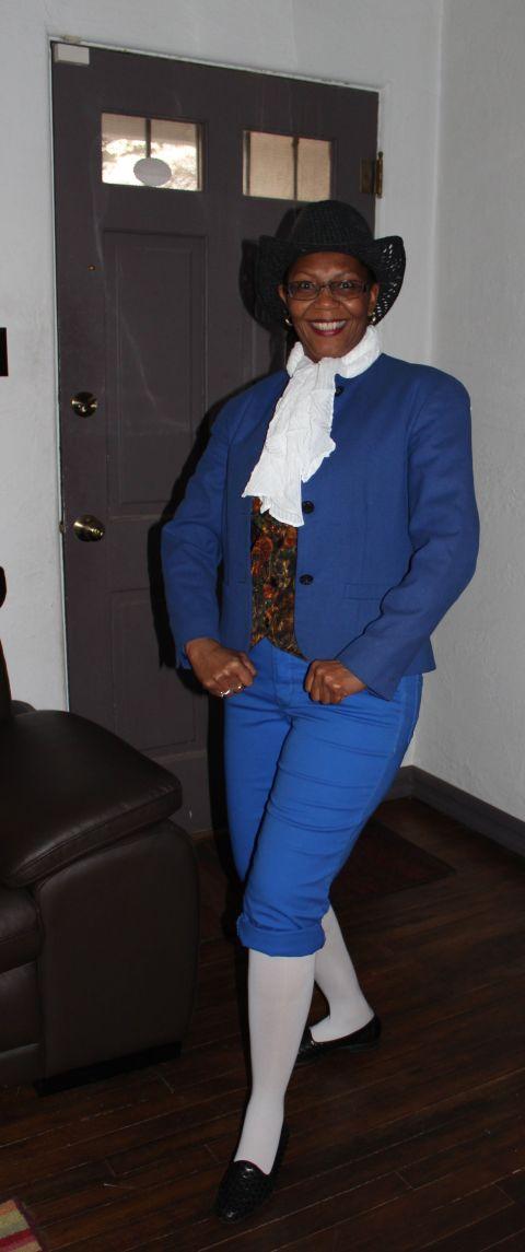 Vickie as Django
