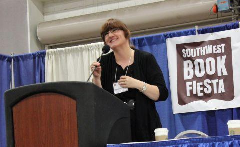 Darynda SW Book Fiesta