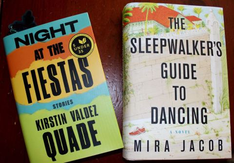 The Sleepwalkers Guide to Dancing and Night at the Fiesta Books